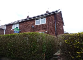 Thumbnail 2 bed semi-detached house for sale in Willow Crescent, Consett