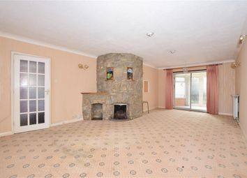 Thumbnail 3 bedroom detached bungalow for sale in Brook Road, Larkfield, Aylesford, Kent