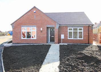 Thumbnail 2 bed detached bungalow for sale in Masefield Avenue, Holmewood, Chesterfield