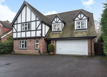 Thumbnail 6 bed detached house for sale in West Drive, Sonning, Reading