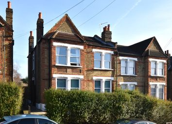 Thumbnail 2 bed flat for sale in Montem Road, London