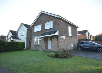 4 bed detached house for sale in Wrenningham Road, Old Catton, Norwich, Norfolk NR6