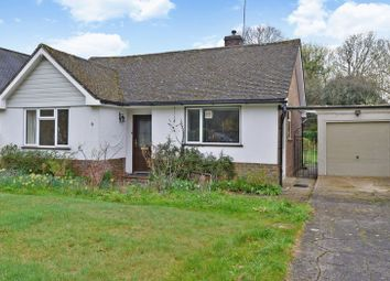Thumbnail 2 bed detached bungalow to rent in Summerhouse Road, Godalming