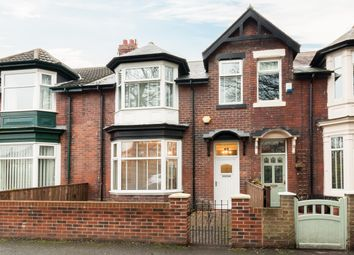 Thumbnail 3 bed terraced house for sale in Percy Terrace, Sunderland