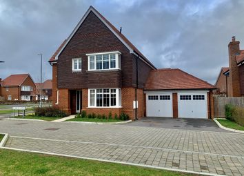 4 bed detached house for sale in Brambling Avenue, Finberry, Ashford TN25