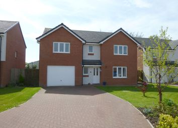 Thumbnail 5 bed detached house for sale in Vendace Wynd, Lochmaben, Lockerbie