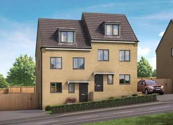 "Thumbnail 3 bed property for sale in ""The Bamburgh At Woodlands View"" at Poplars Park Road, Bradford"
