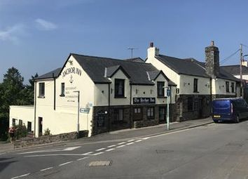 Thumbnail Pub/bar for sale in Anchor Inn, Fore Street, Hartland, Bideford, Devon