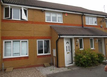 Thumbnail 2 bed town house to rent in Vyner Close, Thorpe Astley, Braunstone, Leicester