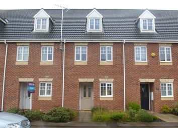 Thumbnail 3 bed terraced house for sale in Kings Walk, Mansfield