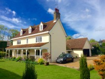 Thumbnail 4 bed detached house to rent in Upton Lodge, Broadstairs