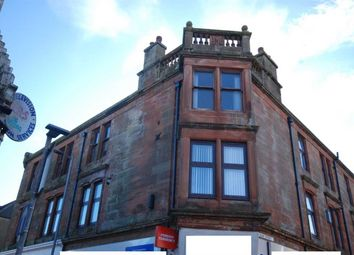 Thumbnail 1 bed flat for sale in Quay Street, Saltcoats