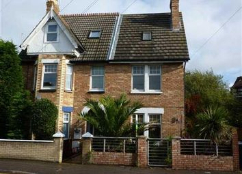 Thumbnail 3 bedroom semi-detached house to rent in Sandbanks Road, Lower Parkstone, Poole