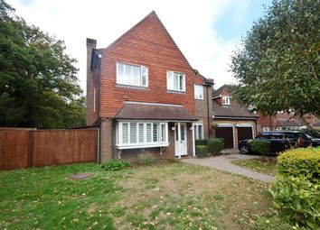 Thumbnail 6 bed detached house to rent in Iver Lodge, Bangors Road South, Iver
