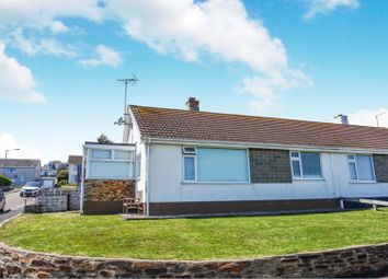 Thumbnail 2 bed semi-detached bungalow for sale in Tredinnick Way, Perranporth