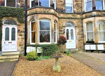 Thumbnail 1 bed flat to rent in Royal Crescent, Harrogate, North Yorkshire