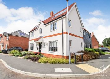 4 bed detached house to rent in Abbott Way, Holbrook, Ipswich IP9