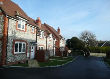 Thumbnail 2 bed terraced house to rent in Gore Farm Close, East Dean