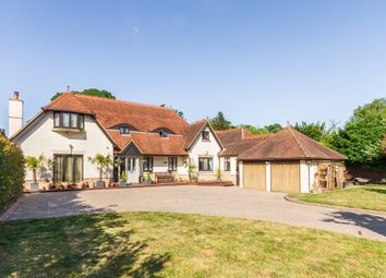 Thumbnail 6 bed detached house for sale in Warren Close, Ringwood