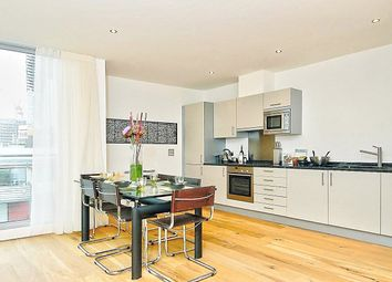 Thumbnail 2 bed flat to rent in The Foundary, Dereham Place, Shoreditch