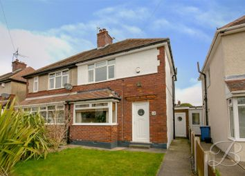 Thumbnail 2 bed semi-detached house for sale in Melrose Avenue, Mansfield