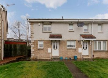 Thumbnail 2 bedroom end terrace house for sale in Calderside Grove, East Kilbride, Glasgow, South Lanarkshire