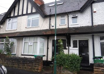 Thumbnail 6 bed terraced house to rent in Elmsthorpe Avenue, Lenton, Nottingham