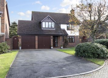 Thumbnail 4 bed detached house for sale in Bullimore Grove, Kenilworth
