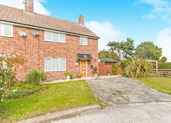 Thumbnail 3 bed semi-detached house for sale in Michael Stowe Close, Ramsey, Harwich