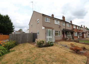Thumbnail 3 bed end terrace house for sale in Risborough Close, Allesley Park, Coventry