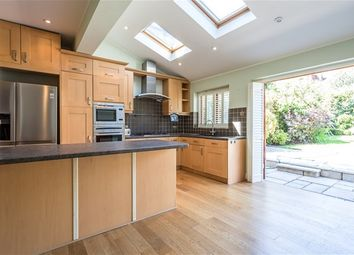 Thumbnail 4 bed end terrace house to rent in Lawrence Road, London