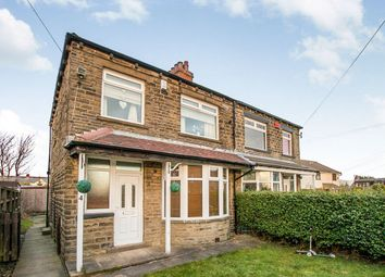 Thumbnail 3 bedroom semi-detached house for sale in Reevylands Drive, Wibsey, Bradford
