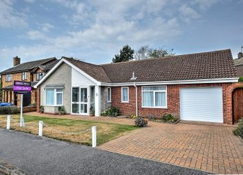 Thumbnail 2 bedroom detached bungalow for sale in Beeching Drive, Lowestoft