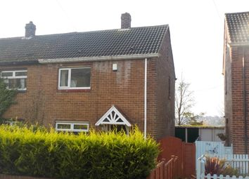 Thumbnail 2 bed semi-detached house to rent in High Street, Birstall, Batley