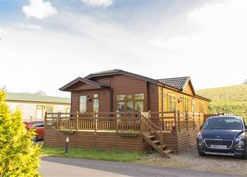 Thumbnail 2 bed mobile/park home for sale in Badgers' Retreat, Tunstall, Richmond, North Yorkshire.