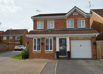 Thumbnail 4 bed detached house for sale in Sorrel Way, Gillingham