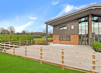 Thumbnail 4 bed barn conversion for sale in Barretts Lane Farm, Balsall Common, Coventry