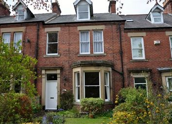 5 bed terraced house for sale in Hextol Terrace, Hexham, Northumberland. NE46
