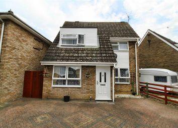 Thumbnail 3 bedroom detached house for sale in Hornbeam, Newport Pagnell, Milton Keynes