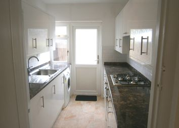 Thumbnail 4 bed terraced house to rent in North Greenford, Middlesex