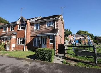 Thumbnail 3 bed end terrace house to rent in Starling Close, Burgess Hill