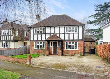 Thumbnail 4 bed detached house for sale in Purberry Grove, Ewell, Epsom