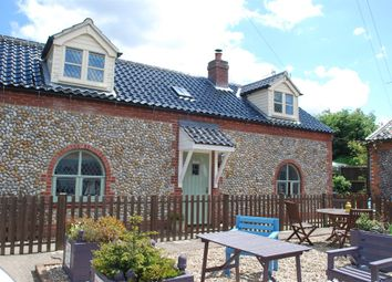 Thumbnail 2 bedroom detached house for sale in Sheringham Road, Weybourne, Holt