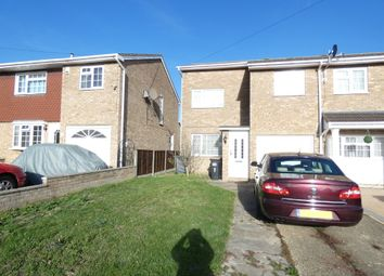 Thumbnail 3 bedroom semi-detached house to rent in Thirlmere Road, Kempston, Bedford