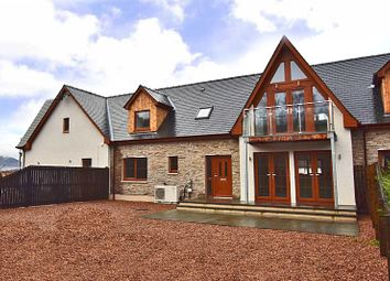 Thumbnail 4 bed terraced house for sale in Tower Ridge Courtyard, Torlundy Fort William