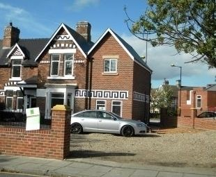 Thumbnail 2 bedroom flat to rent in Oakfield Road, Middlesbrough