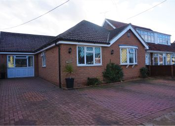 Thumbnail 4 bed detached bungalow for sale in Alpha Road, Clacton-On-Sea