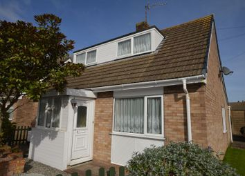 Thumbnail 3 bed detached house for sale in Dunster Crescent, Weston-Super-Mare