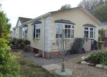 Thumbnail 2 bed mobile/park home for sale in Heronstone Park (Ref 5964), Bridgend, Mid Glamorgan, Wales