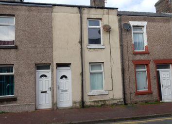 Thumbnail 2 bed terraced house for sale in 32 Hall Street, Barrow-In-Furness, Cumbria